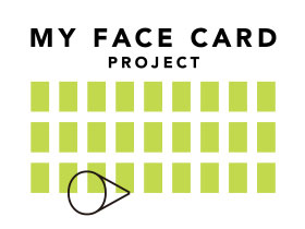 MY FACE CARD PROJECT サムネイル